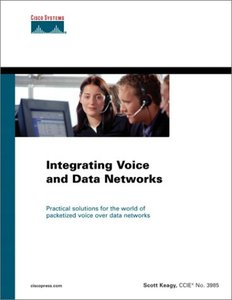 Integrating Voice and Data Networks (Hardcover)-cover