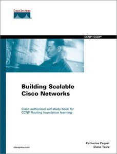 Building Scalable Cisco Networks-cover