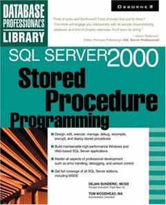 SQL Server 2000 Stored Procedure Programming-cover