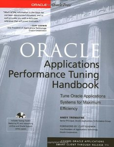 Oracle Applications Performance Tuning Handbook-cover