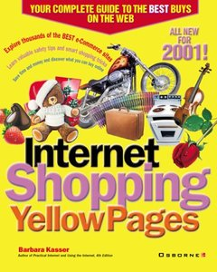 Internet Shopping Yellow Pages: 2001 Edition
