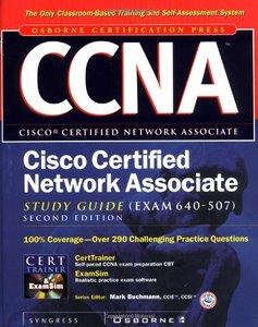 CCNA CISCO Certified Network Associate Study Guide, 2/e-cover