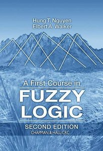 A First Course in Fuzzy Logic, 2/e-cover