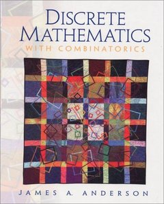 Discrete Mathematics with Combinatorics-cover