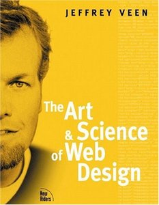 The Art & Science of Web Design-cover