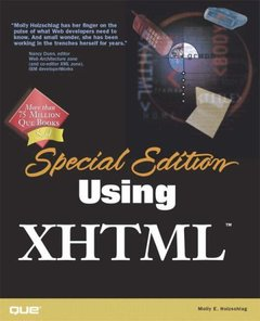 Special Edition Using XHTML (Paperback)-cover