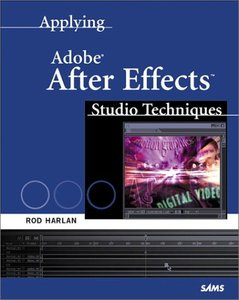 Applying Adobe After Effects 4 Studio Techniques-cover