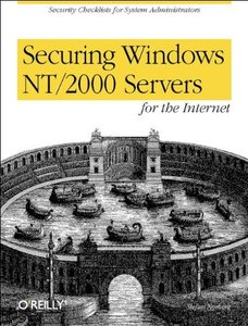 Securing Windows NT/2000 Servers for the Internet-cover