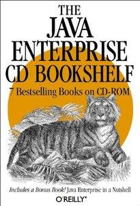The Java Enterprise CD Bookshelf (CD)-cover