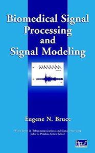 Biomedical Signal Processing and Signal Modeling-cover