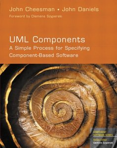 UML Components: A Simple Process for Specifying Component-Based Software (Paperback)-cover