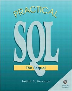 Practical SQL The Sequel-cover