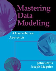 Mastering Data Modeling: A User-Driven Approach-cover