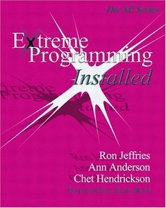 Extreme Programming Installed (Paperback)-cover