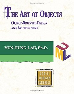 The Art of Objects: Object-Oriented Design and Architecture (Paperback)-cover