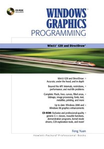 Windows Graphics Programming: Win32 GDI and DirectDraw-cover