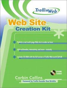 TrellixWeb Web Site Creation Kit-cover