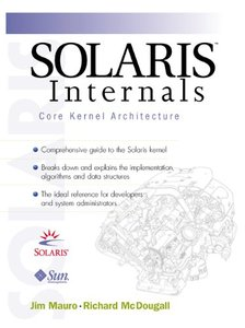 Solaris Internals: Core Kernel Architecture-cover
