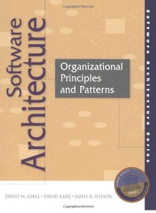 Software Architecture : Organizational Principles and Patterns (Paperback)-cover