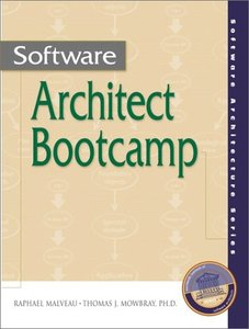Software Architect Bootcamp (Paperback)-cover