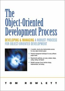 The Object-Oriented Development Process (Hardcover)-cover