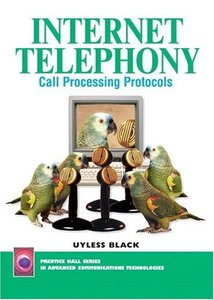 Internet Telephony: Call Processing Protocols-cover