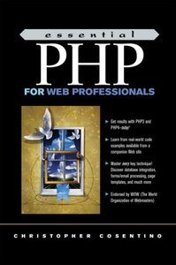 Essential PHP for Web Professionals-cover