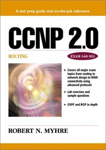 CCNP 2.0: Routing Exam 640-503 (Hardcover)-cover