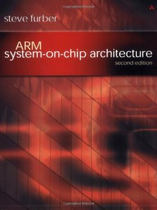 ARM System-on-Chip Architecture, 2/e (Paperback)-cover