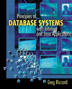 Principles of Database Systems With Internet and Java Applications-cover