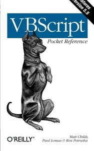 VBScript Pocket Reference-cover
