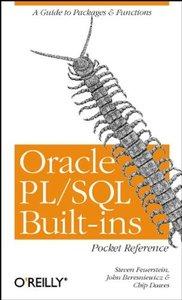 Oracle PL/SQL Built-Ins Pocket Reference-cover