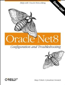 Oracle Net8 Configuration & Troubleshooting-cover