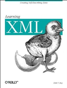Learning XML (Paperback)-cover