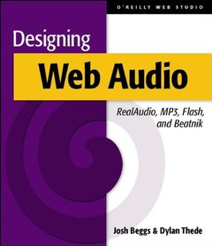 Designing Web Audio-cover