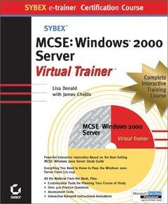 MCSE Windows 2000 Server E-Trainer-cover