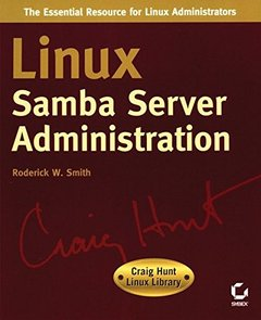Linux Samba Server Administration-cover