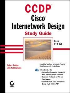 CCDP: Cisco Internetwork Design Study Guide-cover