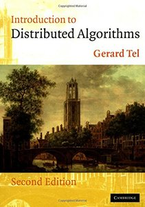 Introduction to Distributed Algorithms, 2/e-cover