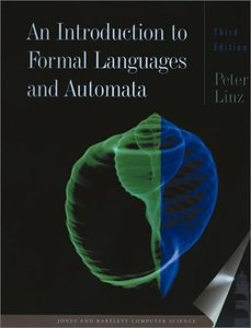 An Introduction to Formal Languages and Automata, 3/e-cover