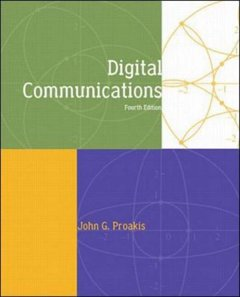 Digital Communications, 4/e-cover