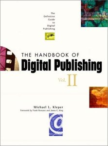 The Handbook of Digital Publishing, Volume II-cover