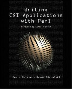 Writing CGI Applications with Perl-cover