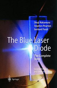 The Blue Laser Diode: The Complete Story, 2/e-cover