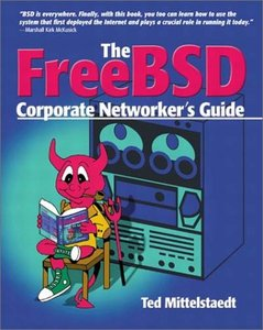The FreeBSD Corporate Networker's Guide-cover