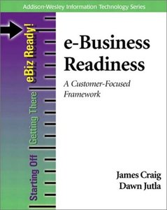 e-Business Readiness: A Customer-Focused Framework-cover