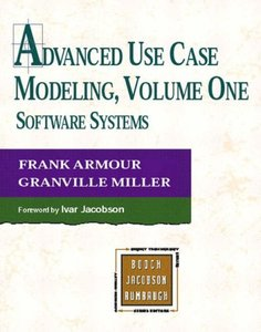 Advanced Use Case Modeling: Software Systems-cover