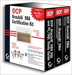 OCP: Oracle8i DBA Certification Kit: Study Guide (Certification Kit)-cover