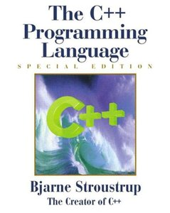 The C++ Programming Language Special Edition (Hardcover)-cover