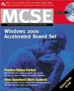 MCSE Windows 2000 Accelerated Boxed Set (Exam 70-240)-cover